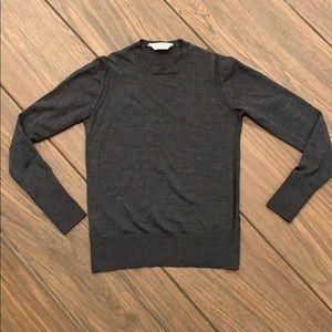 Grey Everlane Wool Sweater